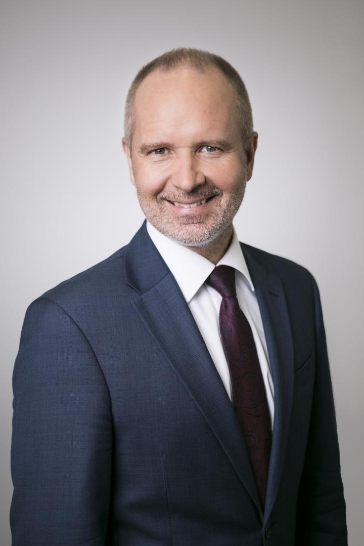 Stefan Kölliker, Regierungsrat SVP/SG