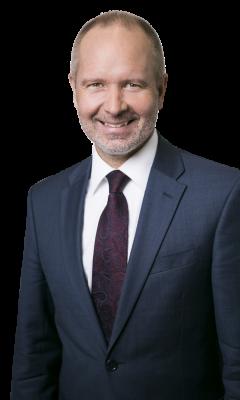 Portrait: Regierungsrat Stefan Kölliker
