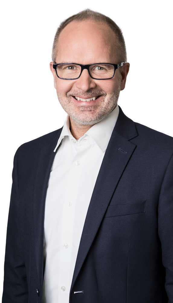 Regierungsrat Stefan Kölliker